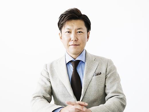 株式会社 OnLine 代表取締役 白石慶次の写真